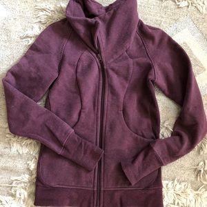 Stretch cotton lululemon jacket